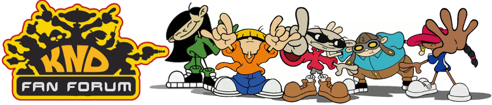 Codename: Kids Next Door fan forum