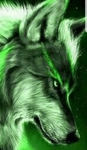 Celtic Wolf Avatar