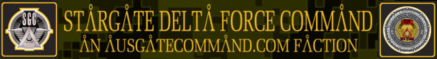 SG8 Stargate Delta Force Command