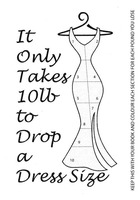 Colour In Weight Loss Dress Jpg