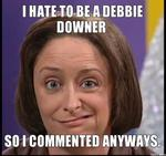 Debbie Downer Avatar