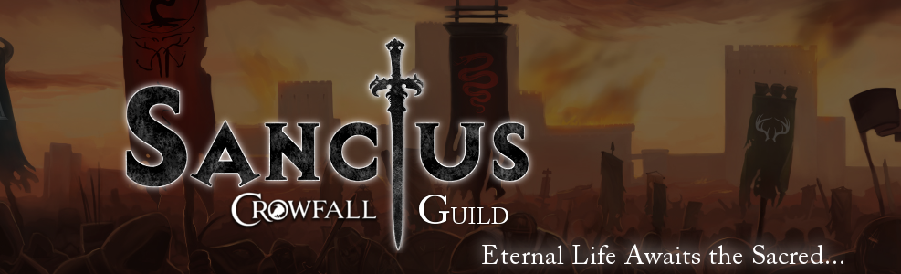 Sanctus - Crowfall Guild
