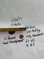 280 Ackley w/ Hammer Hunter 143g   Hammer Time