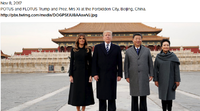 Trump China Forbidden City 2017 met NK Kim.png