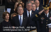 Bush GHWB funral Dec 5 2018 Laura George Jeb.png