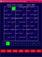 Sudoku App | Qb64