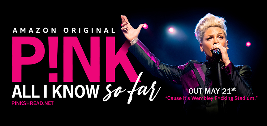 P!nk SHREAD