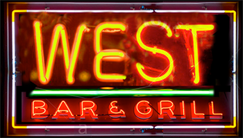 West Bar And Grill Talks