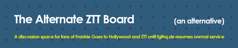 The Alternate ZTT Board