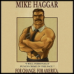 Mike Haggar Avatar