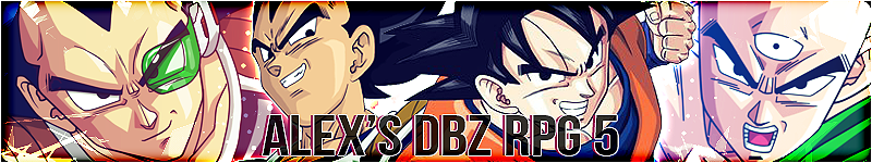 Alex's Dbz Rpg 5 Forum