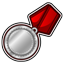 Silver Contributor badge