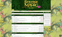Strange Magic: The RPG