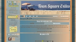Town Square Exiles