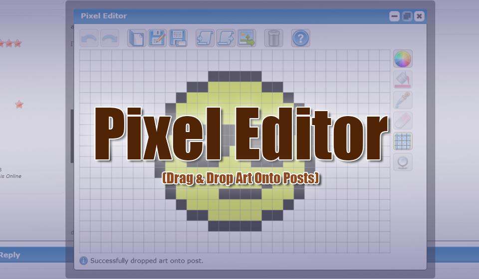 Resultado de imagen para Pixel Editor