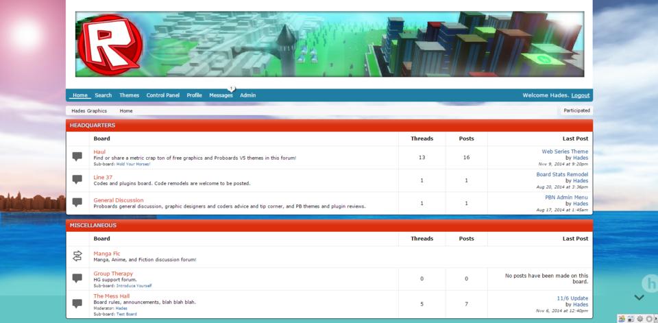 Roblox Plugin Page Roblox Unor Proboards